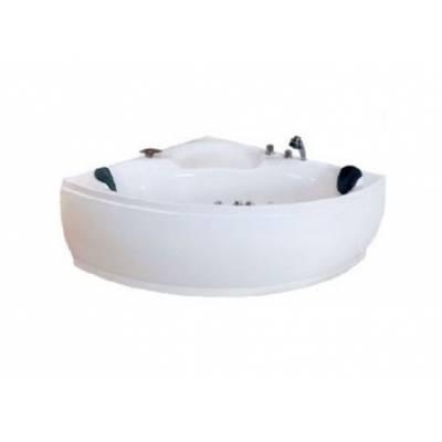 Акриловая ванна Loranto 140x140x50x65 равносторонняя