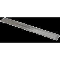 APZ13-850 Водоотводящий желоб 850 из нержавеющей стали модулярный (сталь)