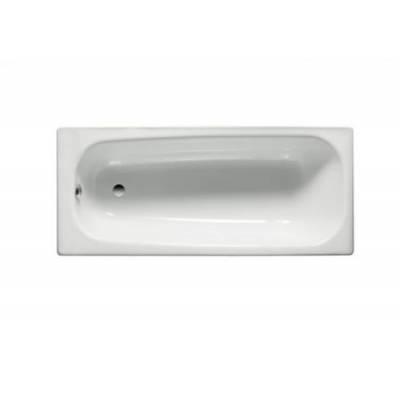 Стальная ванна Roca CONTESA 140x70x41 универсальная