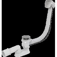 Сифон для ванны автомат Alca Plast A51CRM, хром