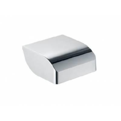11660010000 Elegance NEW Держатель туалетной бумаги с крышкой