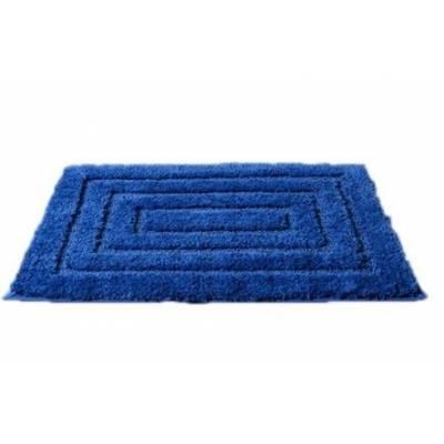 GR5001C Grampus Коврик для ванной 45*65см (синий)