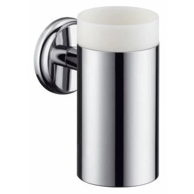 Стаканчик для зубных щеток керамический Hansgrohe Logis Classic 41618000