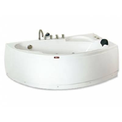 Акриловая ванна Loranto 170x100x50x65 правая