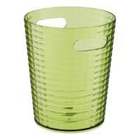 FX-09-04 Ведро 6,6 л GLADY зеленое, термопластик 4\16