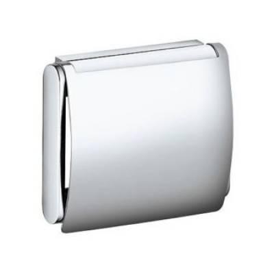 Держатель туалетной бумаги с крышкой Keuco 14960 010000 Plan