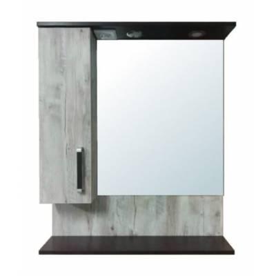 Зеркало-шкаф Натали 75 левое (750*880*150)